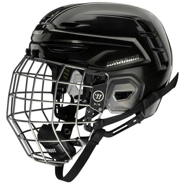 Warrior Alpha One Pro Combo Eishockey Helm