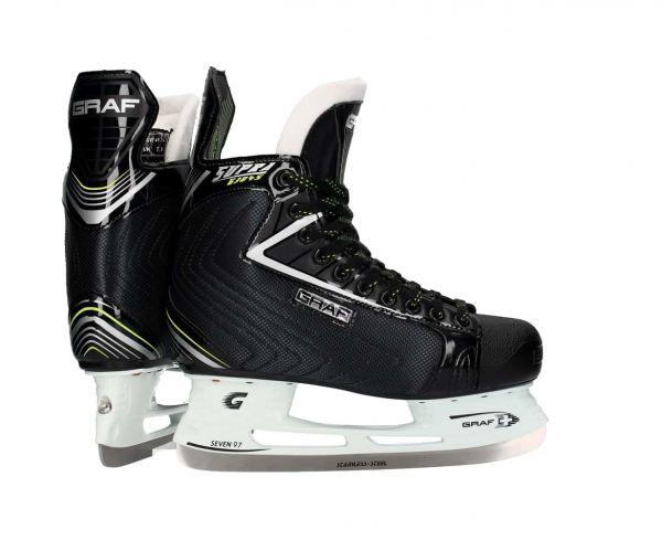 Graf Supra G3045 Eishockey Schlittschuhe SR
