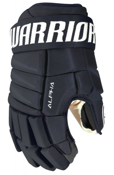 Warrior Alpha QX4 Eishockey Handschuhe SR