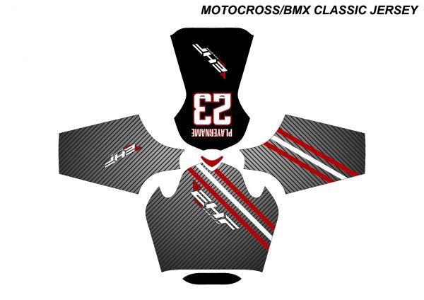 HW Custom Motocross Trikot Classic