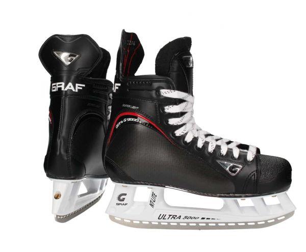 Graf G9000 Eishockey Schlittschuhe SR