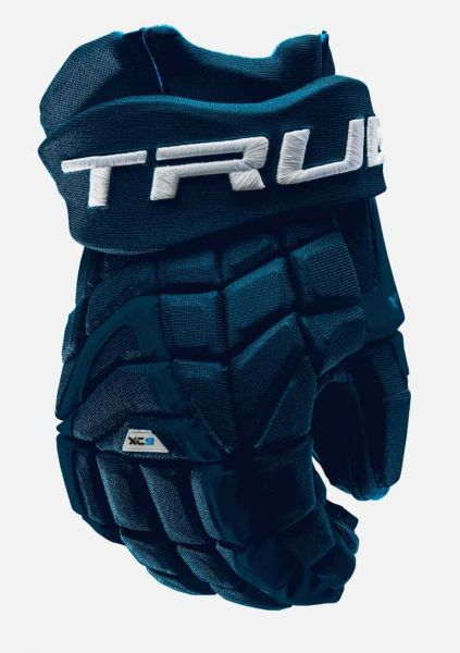 True XC9 Zpalm A-Fit 2018 Eishockey Handschuhe JR