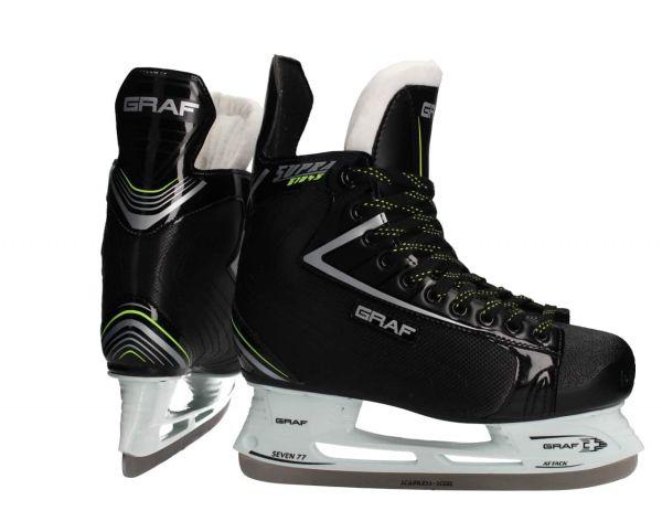 Graf Supra G1045 Eishockey Schlittschuhe YTH