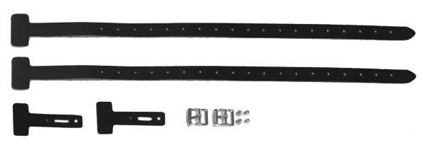 Warrior Ritual Leather Straps Kit