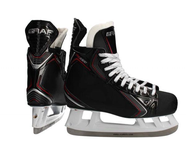 Graf PK3300 Eishockey Schlittschuhe SR