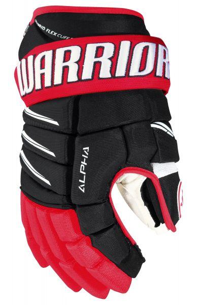 Warrior Alpha QX Pro Eishockey Handschuhe JR
