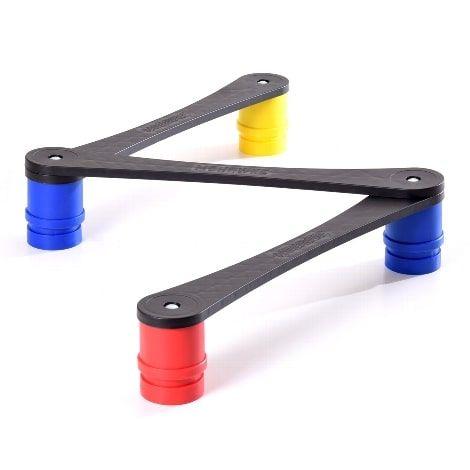 Mohawke Stick Handling Tool - 3 Arme