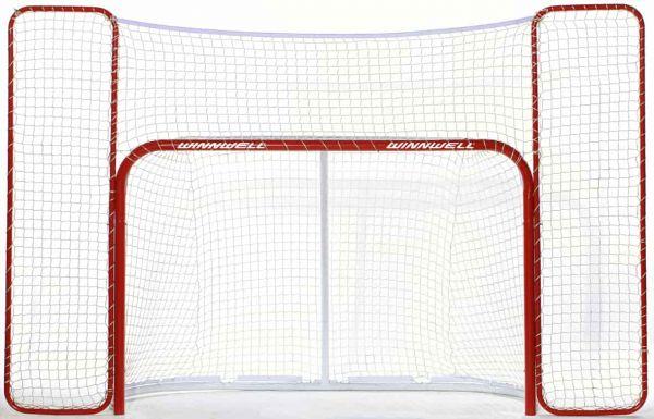 Winnwell Hockeytor 183 cm + Backstop
