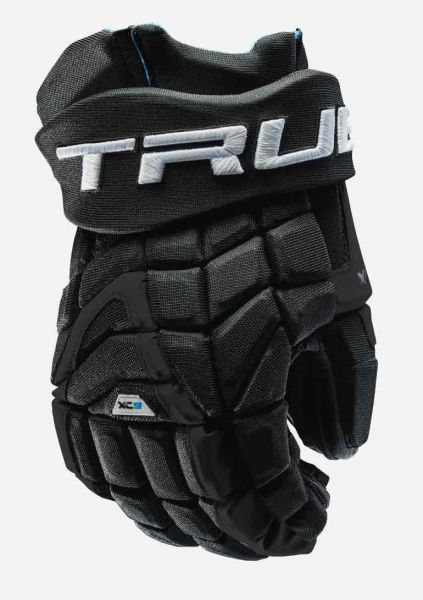 True XC9 A-Fit 2018 Eishockey Handschuhe YTH