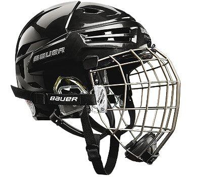 -Bauer Re-Akt Helm Eishockey Combo