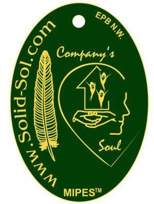 Rostock Company's Soul Plakette